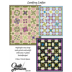 Leading Ladies Quilt Pattern