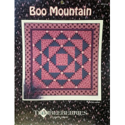 Boo Mountain Quilt Pattern