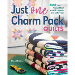 Just One Charm Pack Quilt