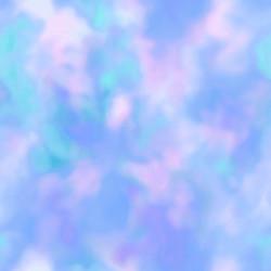 Unicorn Dreams Cloud Texture Pink