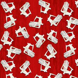 Dockside Adirondack Chairs