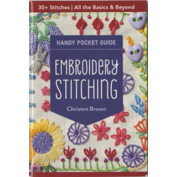Embroidery Stitching Handy Pocket