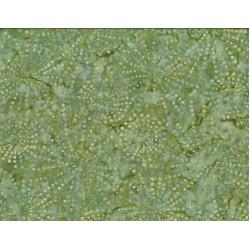 Sparkles Olive Green Batik