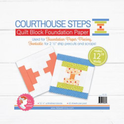 """Courthouse Steps Foundation Papers 12"""""""