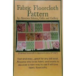 Fabric Floor Cloth Pattern