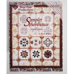 Sampler Schoolhouse Book