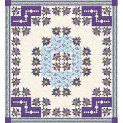 Formal Garden Quilt Pattern