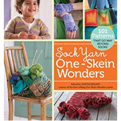 Sock Yarn One-Skein Wonders Book