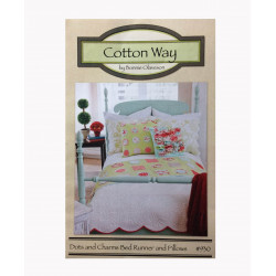 Cotton Way Quilt Pattern