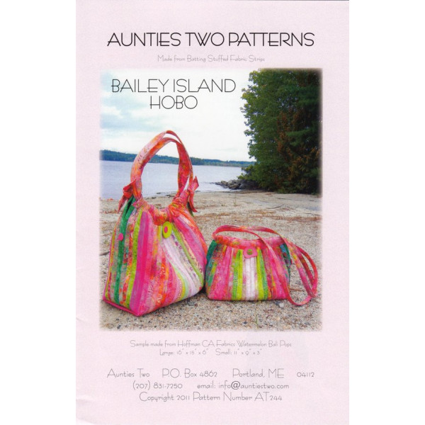 Bailey Island Hobo Bag