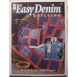 Easy Denim Quilting