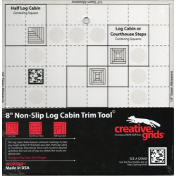 Log Cabin Trim Tool 8""