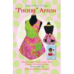 Phoebe Apron Pattern