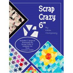 "Scrap Crazy 6"" Book"