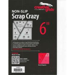 """Scrap Crazy 6"""" Templates"""