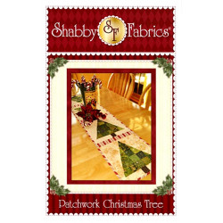 Patchwork Tree Table Runner
