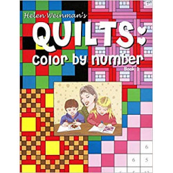 Quilts Color by Number