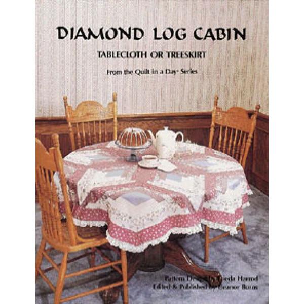 Diamond Log Cabin