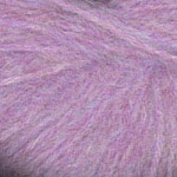 Baby Alpaca Brush Purple Heather