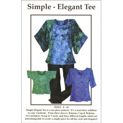 Simple Elegant Tee Pattern