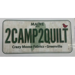 2 Camp 2 Quilt
