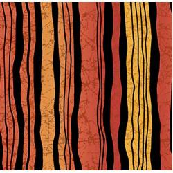Calypso Wavy Stripe