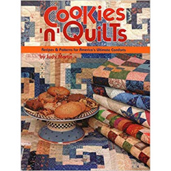Cookies N Quilts Book