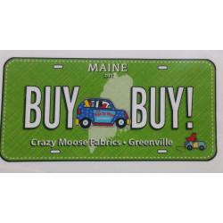 Buy Buy Plate 2017