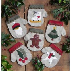 Warm Hands Ornaments