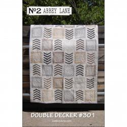 Double Decker Quilt Pattern