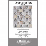 Double Decker Quilt Pattern