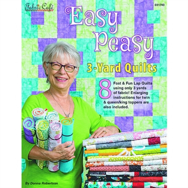 Easy Peasy 3 yard Quilts