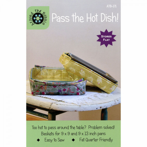Pass The Hot Dish Pattern