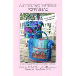 Poppins Bag Pattern Kit