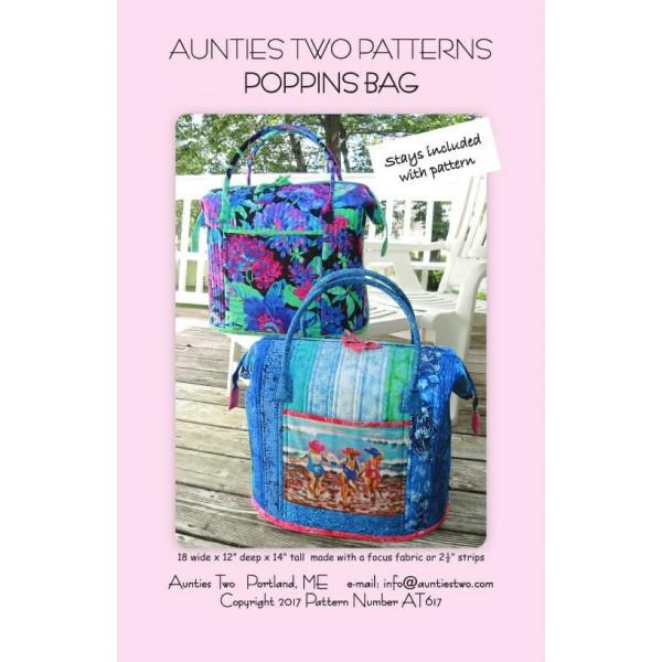 Poppins Bag Pattern Kit