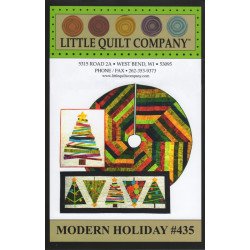 Modern Holiday Patterns