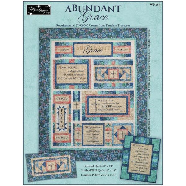 Abundant Grace Quilt Pattern
