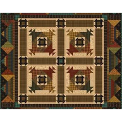 Cracker Jack Quilt Kit