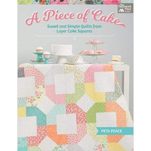 A Piece of Cake Pattern Book