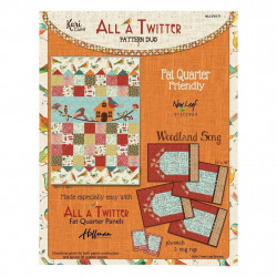 All a Twitter Pattern Duo I