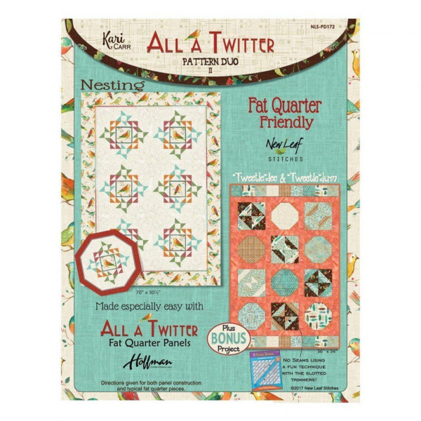 All a Twitter Pattern Duo 2