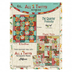 All a Twitter Pattern Duo 3