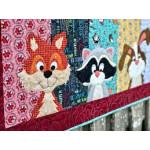 Woodland Critter Quilt Pattern
