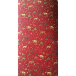 Flannel Return to Cub Lake Flannel Old Red Animals