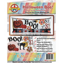 Halloween Boo! Applique Kit