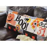 Halloween Boo! Applique Kit