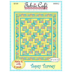 Topsy Turvey Quilt Pattern