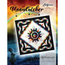 Moon Catcher Quilt Pattern
