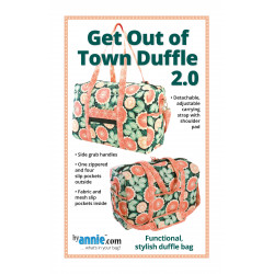 Get Out Of Town Duffle 2 Pattern