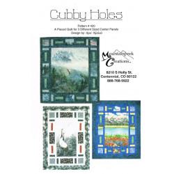 Cubby Holes Quilt Pattern